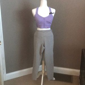Danskin full length exercise pants